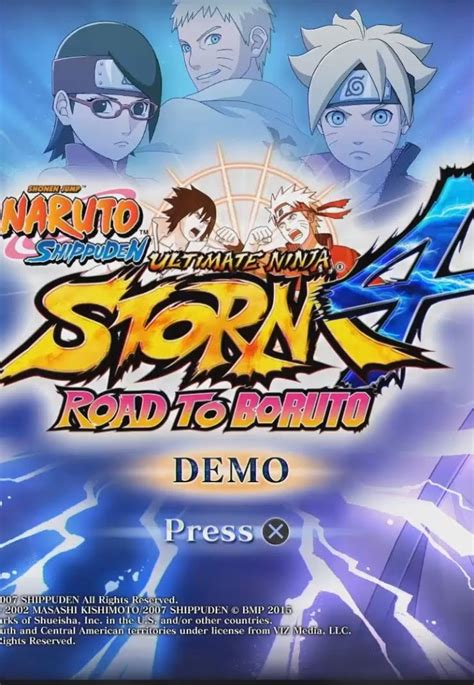 boruto download naruto storm 4 road to boruto torrent download game for