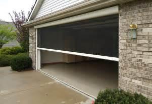Overhead Garage Door Screens Garage Appealing Garage Screen Doors Design Garage Door Screens Florida Banko Overhead Doors
