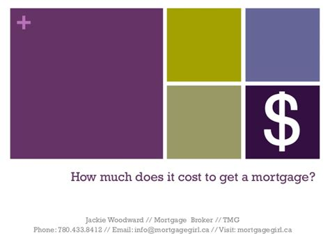 How Much Does It Cost To Get An Mba how much does it cost to get a mortgage