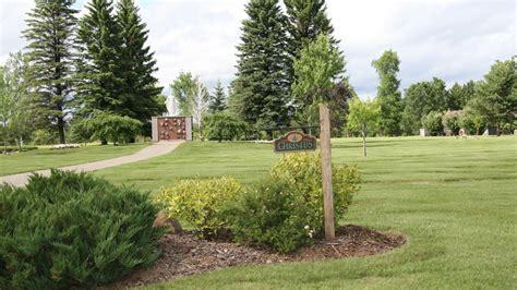 Sunset Gardens Cemetery by Sunset Memorial Gardens Cemetery In Thunder Bay Ontario