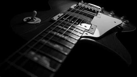 guitar wallpaper black and white hd hd guitar wallpapers wallpaper cave