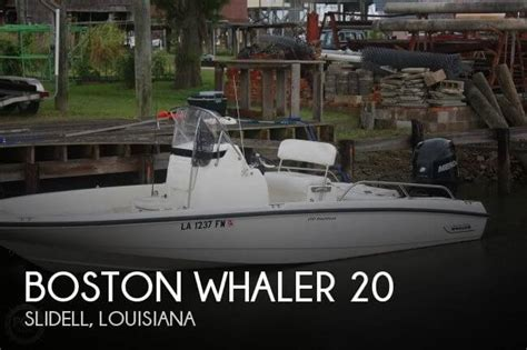 craigslist used boats new orleans louisiana boston whaler new and used boats for sale in louisiana