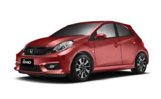 honda brio hybrid new 2016 honda brio india launch date price mileage