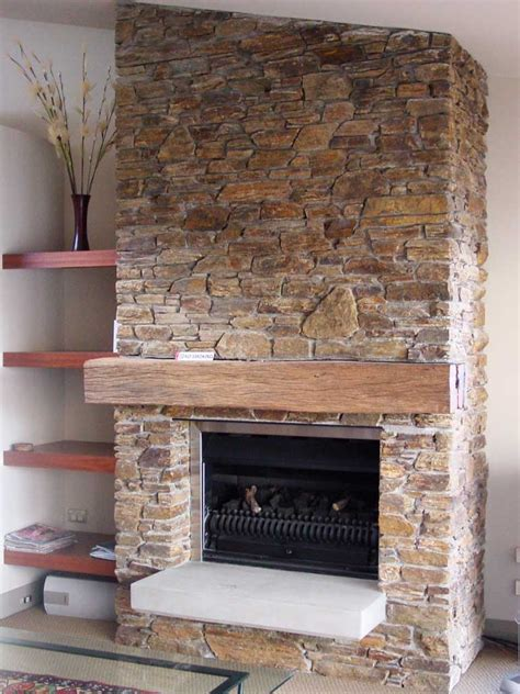 rock fireplace ideas queenstown stone product range kingston alexandra brown