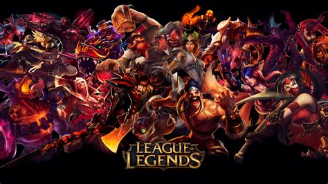 lol lol hd league of legends wallpapers wallpapersafari