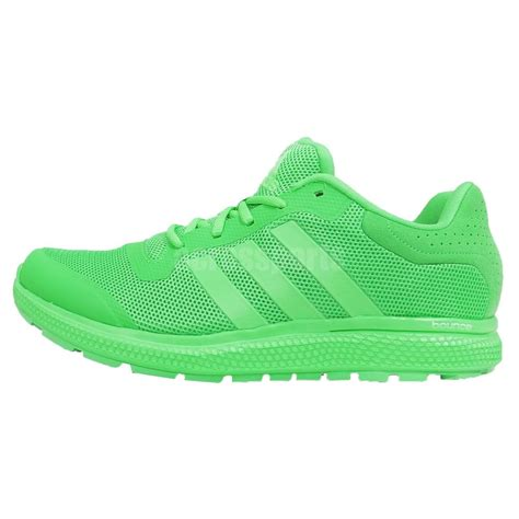 energy light shoes adidas energy bounce m all green out mens light running