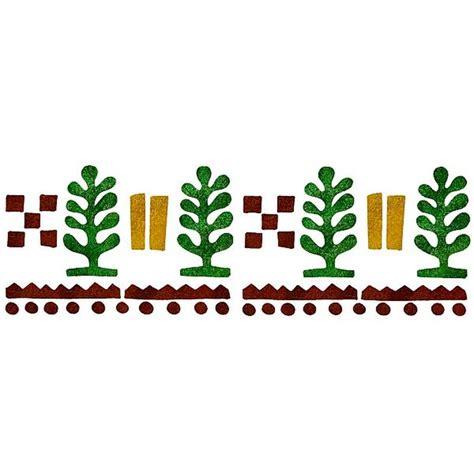 dekor schablone dekor schablone xl mit lustigem skurrilem design