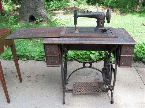 foley williams treadle sewing machine