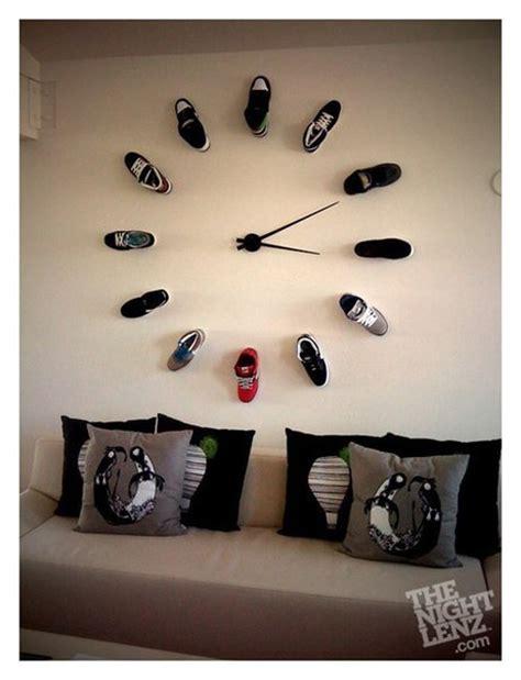 themes running clock como decorar con zapatos reciclados fotos de manualidades