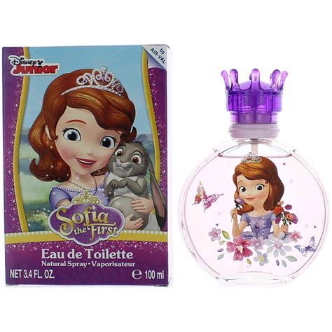 Sprei Princess Sofia sofia the perfume by disney 3 4 oz edt spray for