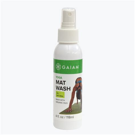 Sweat It Out With The Gaiam Organic by Mat Wash Gaiam