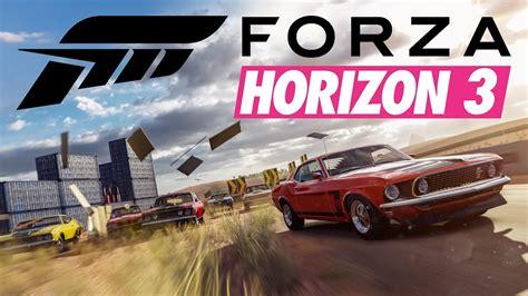 forza horizon  pc gameplay max settings youtube