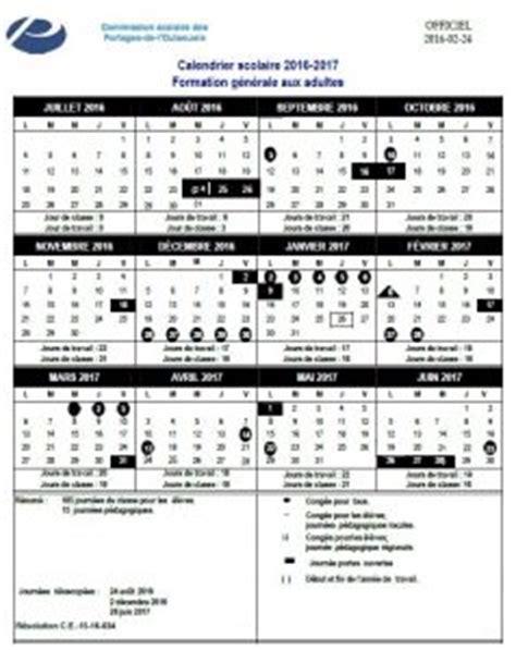 Calendrier Scolaire 2017 Cspo Calendrier Scolaire Centre D 233 Ducation Des Adultes Des
