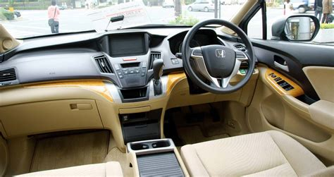Best Affordable Car Interior by Best Economical Family Minivan 2016