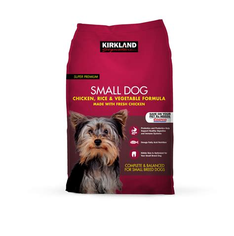 kirkland dogs food with probiotics recipes food