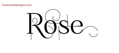 design free name rose archives free name designs