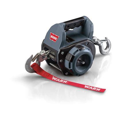 warn 910500 drill winch 500lb capacity automotive