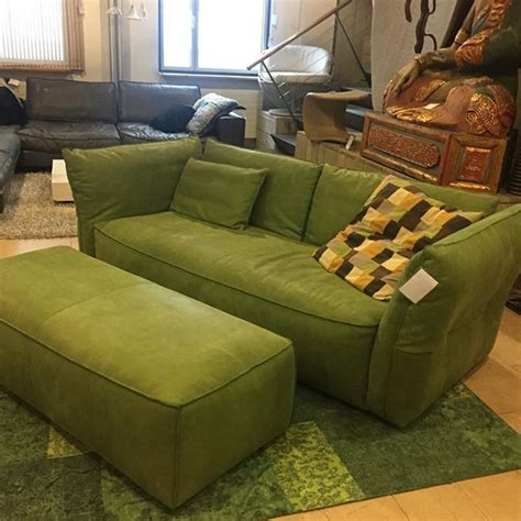 green leather sofa best 25 green leather sofa ideas on green