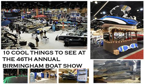 boat show birmingham 10 cool things to see at the 2017 birmingham boat show
