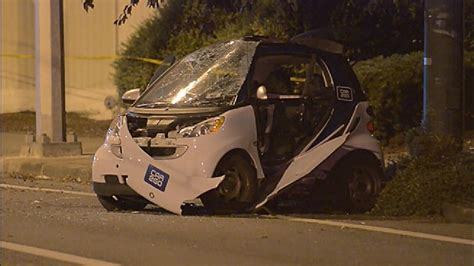 smart car crash a factor in smart car crash katu