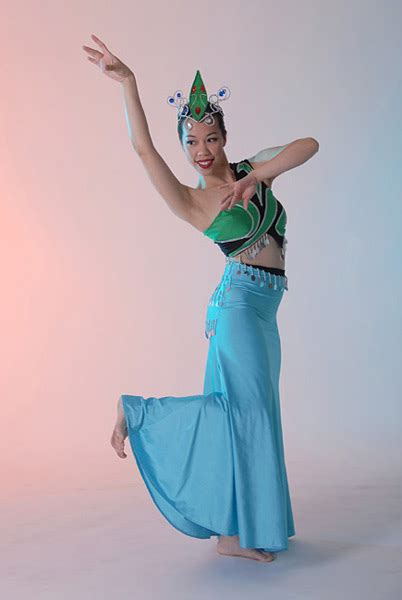 west coast swing costumes dai peacock dance
