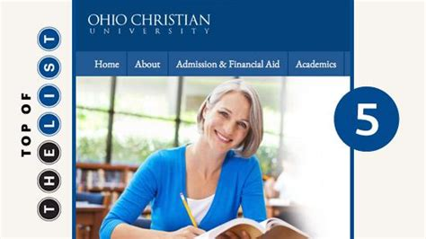 Ohio Mba Program by Top Of The List Mba Programs Columbus