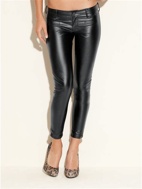 leather pants vinyl and faux leather jeans pvc vinyl fabric