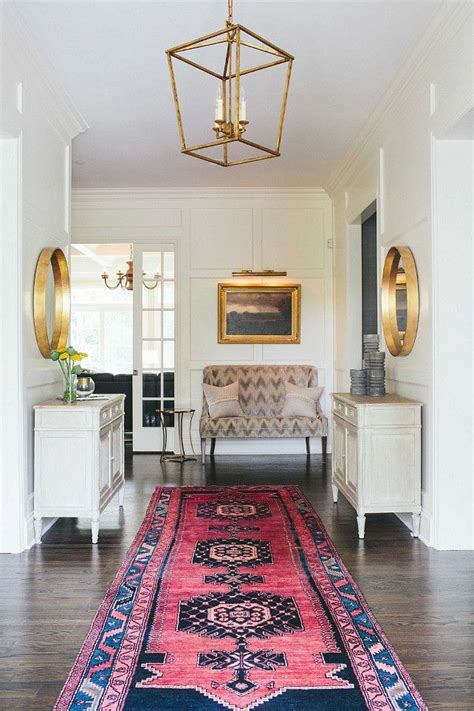 Entry Runner Rug by 1000 Ideas About Restoration Hardware Lighting On