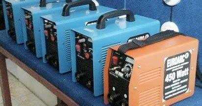 Mesin Las Lakoni mesin las listrik 450 watt mungil dalam performa sempurna