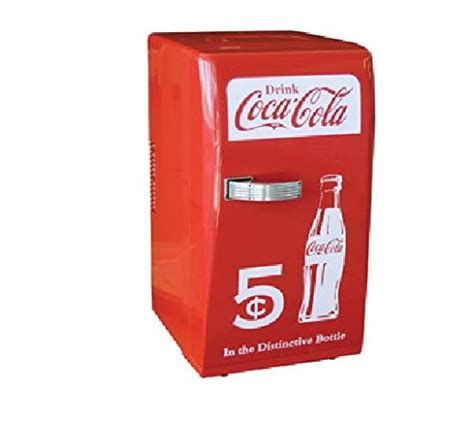 new mini coca cola cooler vendor 9 magnet collectible convenience creativity with funky mini fridges various