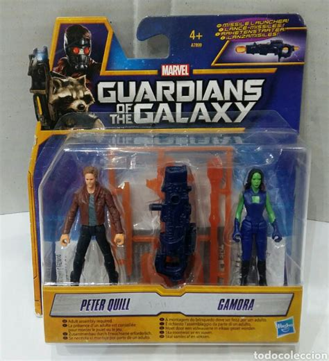 libro marvels guardians of the guardians of the galaxy peter quill gamora n comprar otras figuras de acci 243 n en