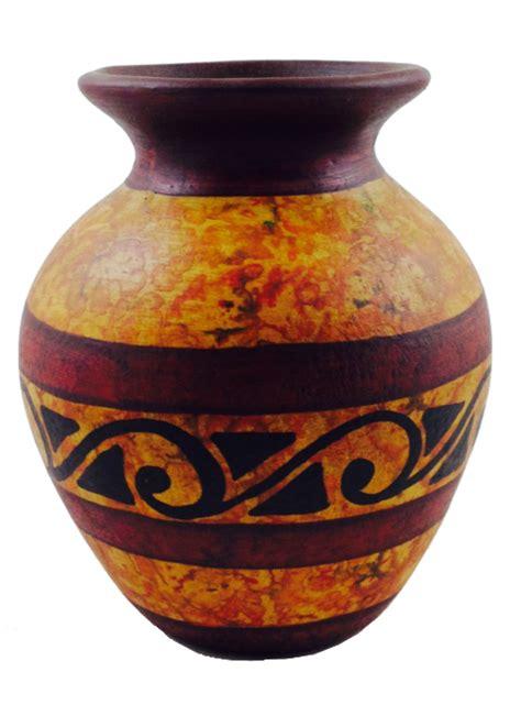 imagenes de vasijas aztecas macetas pintadas buscar con google jarrones pintados