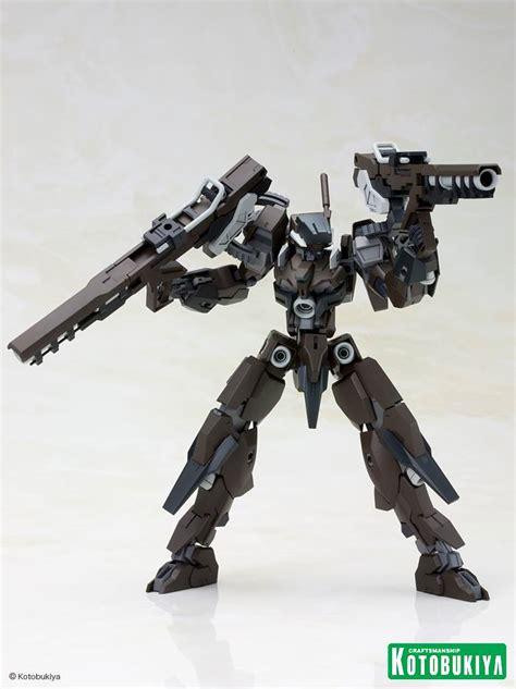 Kotobukiya Frame Arms Baselard Misb frame arms baselard with bombardment unit plastic model