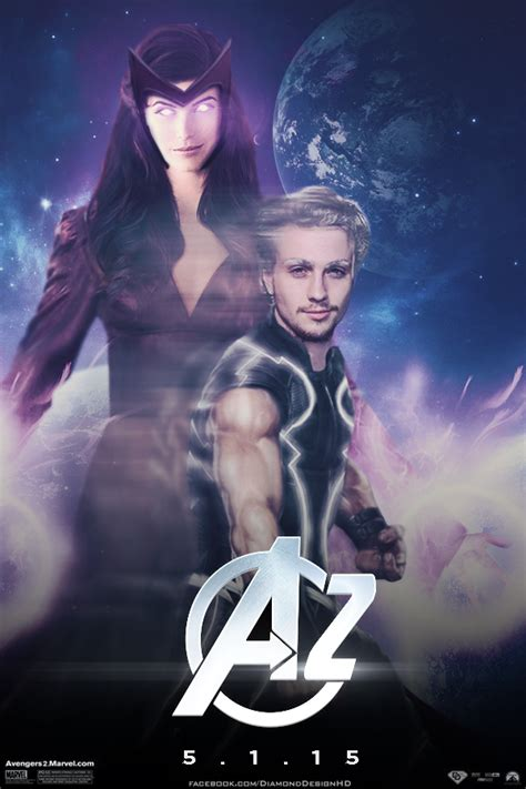 quicksilver fan film the avengers images quicksilver and scarlet witch
