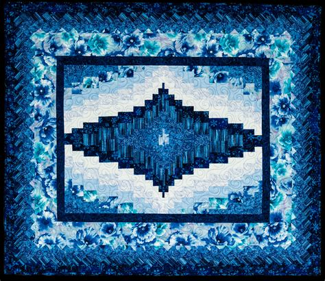 Bargello Quilt Bargello In Winter Quilts By Jen