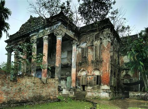 Kaos Ditch Plains the forbidden mansion located near calcutta in india
