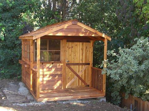 backyard clubhouse kits diy bunkie backyard bunkies pinterest sheds