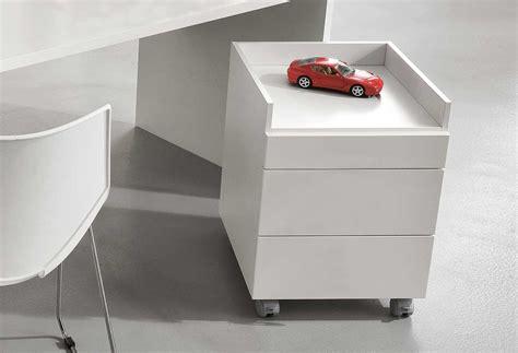 cassetti con ruote cassettiera per ufficio su ruote troller clever it