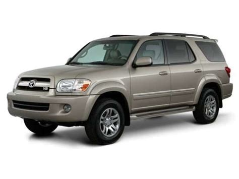 Hybrid Toyota Sequoia 2006 Toyota Sequoia Models Trims Information And