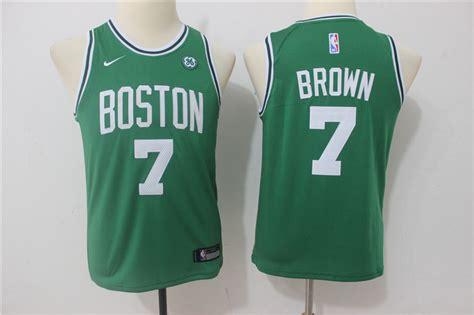 Nike Boston Brown nike nba youth jersey
