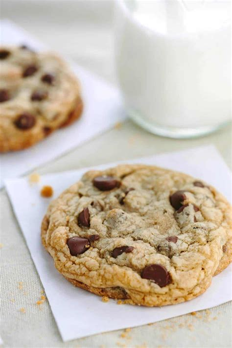 Soft Choco soft chewy chocolate chip cookies