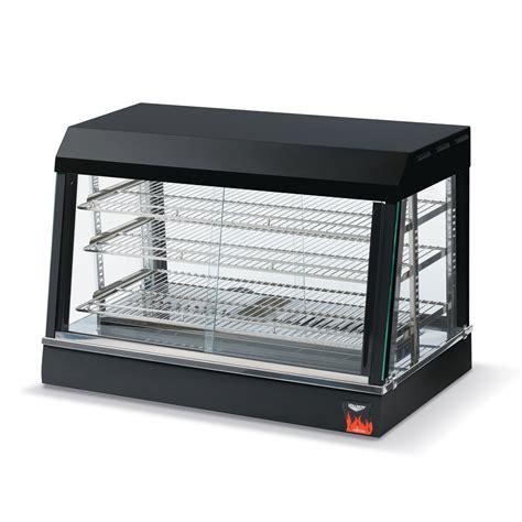 vollrath 40733 26 quot self service countertop heated display