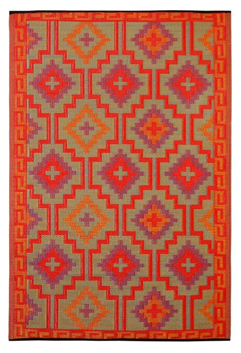Plastic Rugs For Outdoors by Recycled Plastic Outdoor Rug Backyard