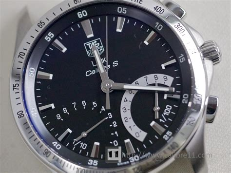 Tag Heuer Link Calibre S on review calibre s the home of tag heuer