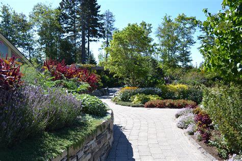 Maine Botanical Gardens Coastal Maine Botanical Gardens Garden