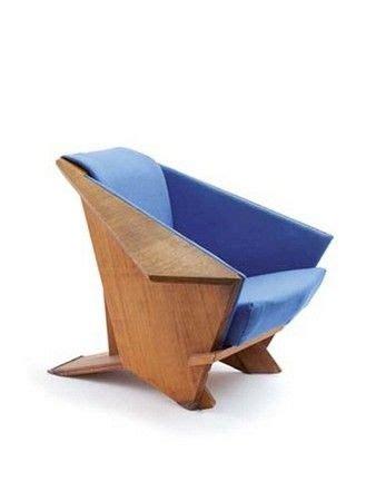 Frank Lloyd Wright Origami Chair - frank lloyd wright chairswest chairs wright chairs