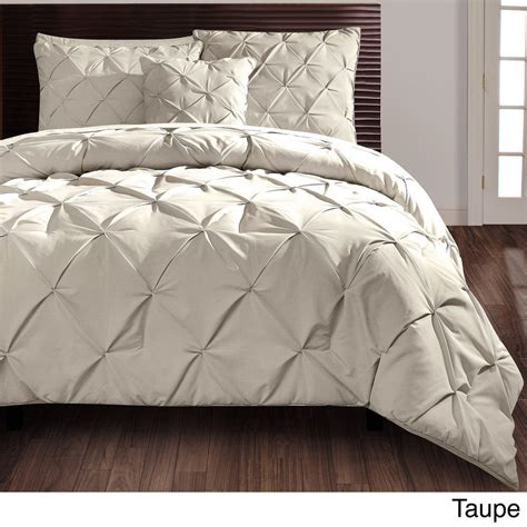 luxury 4 piece carmen comforter set in size queen king