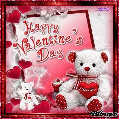 happy valentines day bears happy 180 s day white teddy by