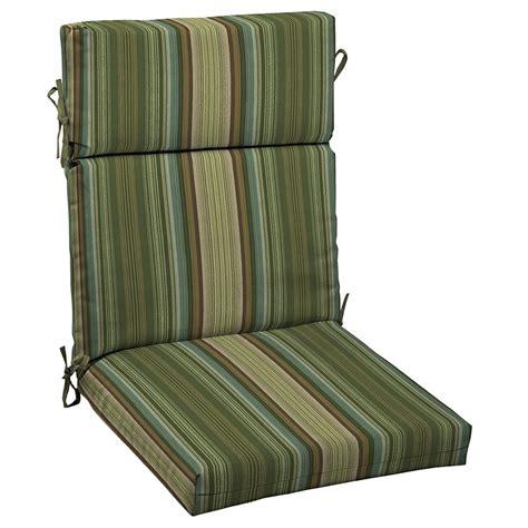 Cheap High Back Patio Chair Cushions   Garden Treasures