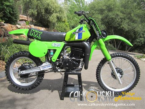 vintage motocross bikes sale near 1981 kawasaki kx 420 vintage motocross dirt bike